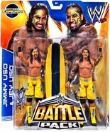 WWE Battle Packs 28 Jimmy Uso & Jey Uso