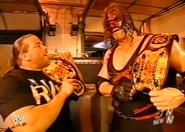 Kane & Rob Van Dam