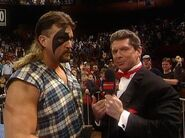 Vince McMahon & Crush