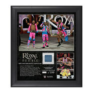 WWE Royal Rumble 2016 New Day 15 x 17 Photo Collage Plaque