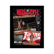 Nikki Bella Hell In A Cell 2014 Commemorative Collage