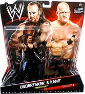 WWE Battle Packs 11 Undertaker & Kane
