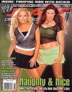 Dec 2003 WWE Raw Magazine Vince McMahon Jennifer Lopez 50 Cent WrestleMania VII