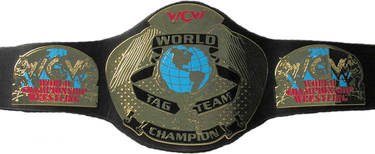 wcw world tag team championship pro wrestling fandom