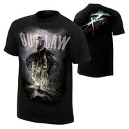 Undertaker Last Outlaw Authentic T-Shirt