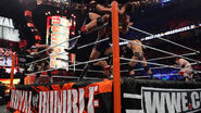 RR 2013 Royal Rumble match