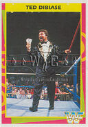 1995 WWF Wrestling Trading Cards (Merlin) Ted Dibiase 59