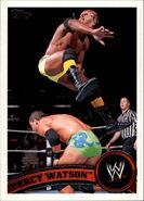 2011 WWE (Topps) Percy Watson 19