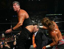 Shane McMahon Kiss My Ass Club