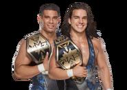 American Alpha - NXT Tag Team Champions