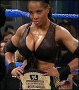 Jacqueline wwe cruiserweight champion 2004