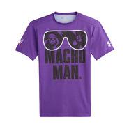 Macho Man Under Armour Compression T-Shirt