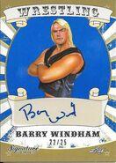 2016 Leaf Signature Series Wrestling Barry Windham 7