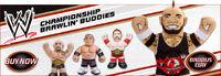 WWE Championship Brawlin' Buddies