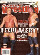 Inside Wrestling - April 2002