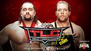 TLC 14 Rusev v Swagger