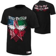 Alberto Del Rio The Rio Deal Authentic T-Shirt