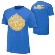 Ric Flair 16 Time World Champion T-Shirt