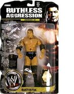 WWE Ruthless Aggression 31 Batista