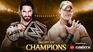 NOC 15 Rollins v Cena