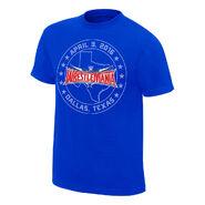 WrestleMania 32 Dallas, TX T-Shirt
