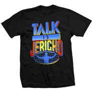 Chris Jericho Jericho Nitro T-Shirt