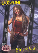 2002 WWE Absolute Divas (Fleer) Jacqueline 82