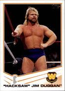 2013 WWE (Topps) Jim Duggan 91