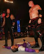 Image. Taker and Kane ring