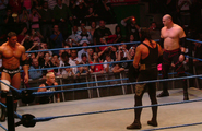 Taker and Kane vs batista