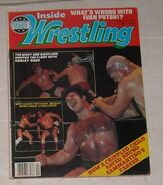 Inside Wrestling - September 1977