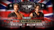 Christian vs. William Regal