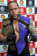 MVP IWGP Intercontinental