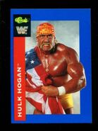 1991 WWF Classic Superstars Cards Hulk Hogan 99