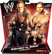 WWE Battle Packs 6 Undertaker & Batista