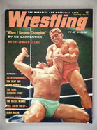 Wrestling Revue - December 1962