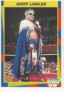 1995 WWF Wrestling Trading Cards (Merlin) Jerry Lawler 76