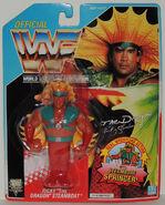 WWF Hasbro 1992 Ricky Steamboat