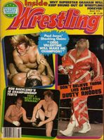 Inside Wrestling - March 1978