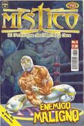 Mistico El Principe de Plata y Oro 6