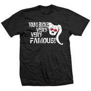 Young Bucks Very Famous Shirt