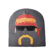 Hulk Hogan Knit Beanie Hat