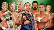 MITB 2012 World Heavyweight Championship Match