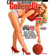 Playboy's College Girls - January 2007
