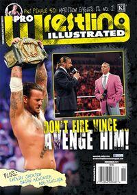 Pro Wrestling Illustrated - November 2011