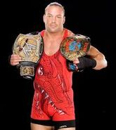 Rob Van Dam wwe and ecw champion