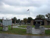 Springtown, TX veterans memorial