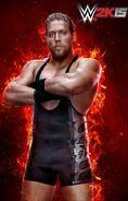 WWE 2K15 Jack Swagger