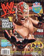 WWE Magazine Jul 2008