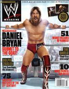 WWE Magazine October 2013
